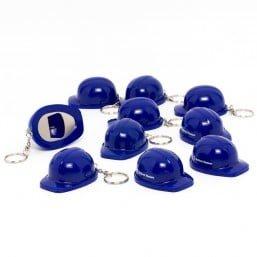 Ballast Nedam sleutelhanger/flessenopener (blauw)