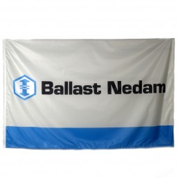 Ballast Nedam vlag 200x300 cm